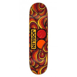Skateboard PLAN B J.Haight 8,25""