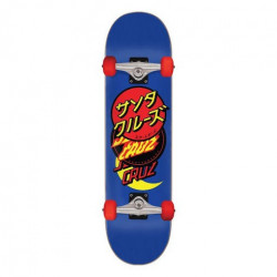 Skateboard SANTA CRUZ Group Dot Blue 8,25""