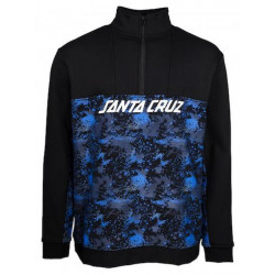 Sweat SANTA CRUZ Astro Black Splatter