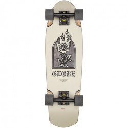 "Cruiser GLOBE Trooper 27"" Off White Rose"