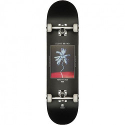 Skateboard GLOBE G1 Palm Off Black 8""