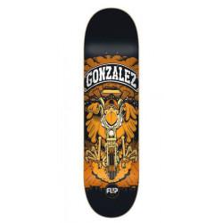 Skateboard FLIP Gonzalez Comix 8,0