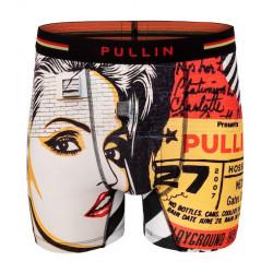 Boxer PULL-IN Fashion Coton Wallface
