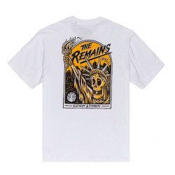 T-shirt ELEMENT Liberty Optic White