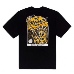 T-shirt ELEMENT Liberty Black