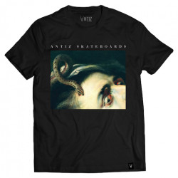 T-shirt ANTIZ Medusa Black