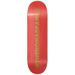 Skateboard NOMAD Hashtag Red 8,5