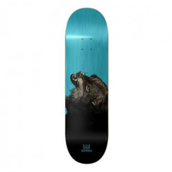 Skateboard NOMAD The Wolf Light Blue