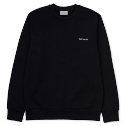 Sweat Crew CARHARTT WIP Script Embroidery...