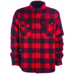 Chemise DICKIES Lansdale Red