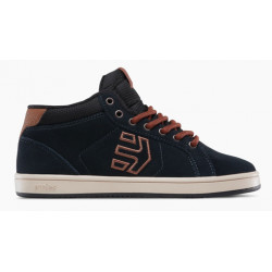 Chaussure Kid ETNIES Fader MT Navy Brown