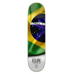 Skateboard PLAN B Felipe Roots 8