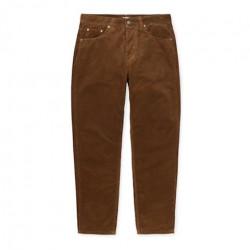 Pantalon CARHARTT WIP Newel Hamilton Brown
