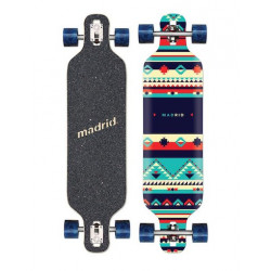 Longboard MADRID Dream Inca Top Mount 39""