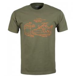 T-shirt DC Lukoda 56K Olive