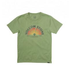 T-shirt Kid VOLCOM Eminate Cactus Green