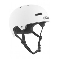 Casque TSG Evolution Solid Color Satin White