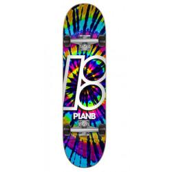 """Skateboard PLAN B Team Deep Dye 7,75"""""""