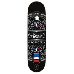 """Skateboard PLAN B Aurelien Lyon 8"""""""