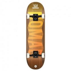 Skateboard NOMAD 20TH Brown 8,25
