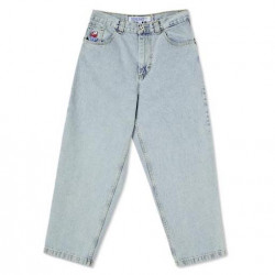 Pantalon POLAR Big Boy Light Blue