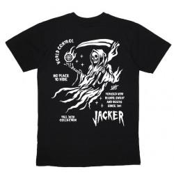 T-shirt JACKER No Place Black