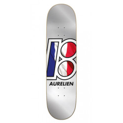 "Skateboard PLAN B Aurelien Global 8"""