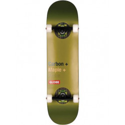 Skateboard GLOBE G3 Bar Impact Olive 8