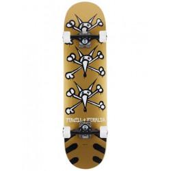 "Skateboard POWELL PERALTA Vato Rats 8"" Gold"