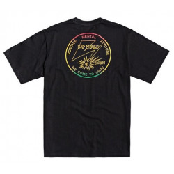 T-shirt ELEMENT Fade Flint Black