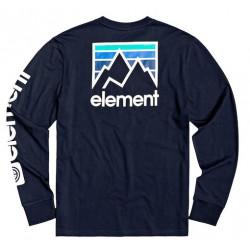 T-shirt Kid ELEMENT Joint Eclipse Navy