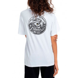 T-shirt Girl ELEMENT B-Side Optic White