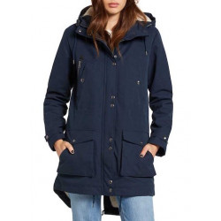 Veste Girl VOLCOM Walk On By 5K Sea Navy