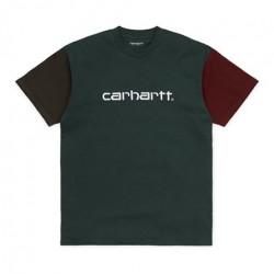 T-shirt CARHARTT WIP Tricol Dark Teal