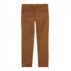 Pantalon CARHARTT WIP Sid Rum RInsed
