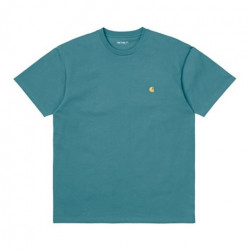 T-shirt CARHARTT WIP Chase Hydro Gold