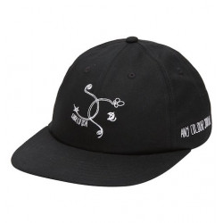 Casquette DC Any Colour Black