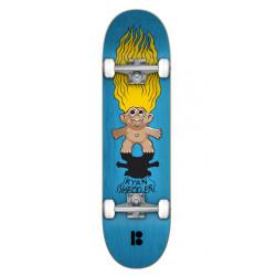 "Skateboard PLAN B Checkler Trolls 7,87"""