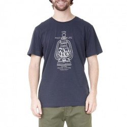 T-shirt PICTURE Eugene Dark Blue