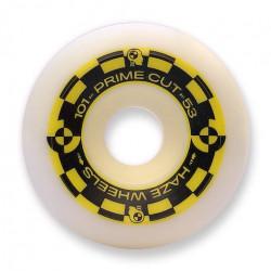 Roues Skateboard HAZE Prime Cut 2 Testing...