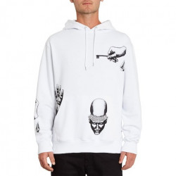 Sweat VOLCOM FA Carlos Vivary White