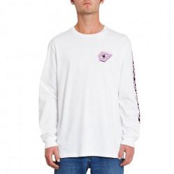 T-shirt VOLCOM M.Loeffler White