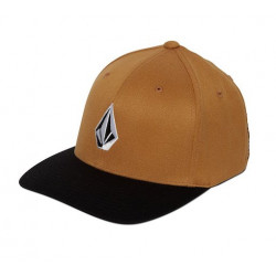 Casquette VOLCOM Full Stone Xfit Golden Brown