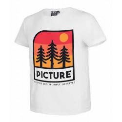 T-shirt Kid PICTURE Markau White