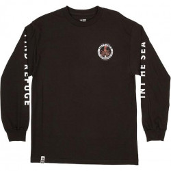 T-shirt SALTY CREW Deep Reach Black