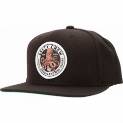 Casquette SALTY CREW Deep Reach Black