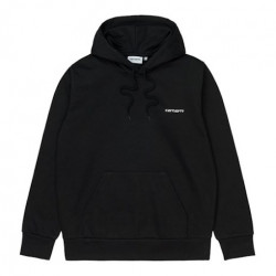 Sweat CARHARTT WIP Script Embroidery Black...