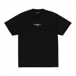 T-shirt CARHARTT WIP Panic Black White
