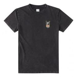 T-shirt DC Day One Black Acid Wash