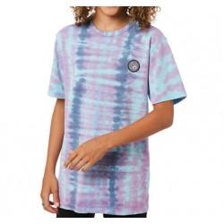T-shirt Kid VOLCOM Complexer Ballpoint Blue